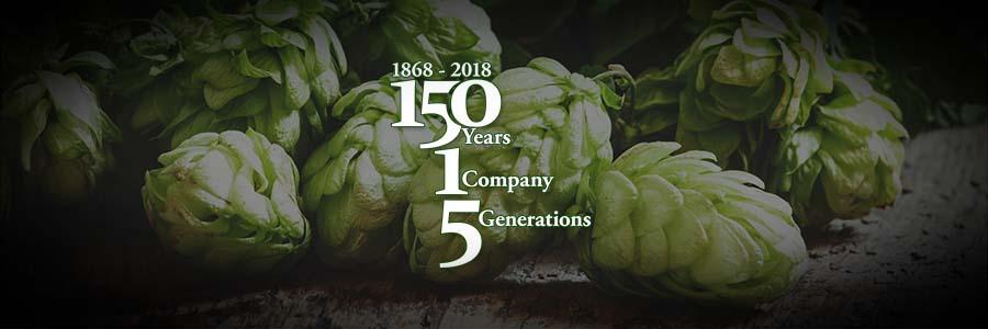 150 years HE KG